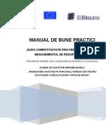 Manual de Bune Practici 15012009