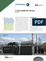 Building Value for Landfill