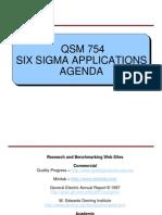 2555571 Six Sigma and Minitab 13
