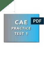 cae test