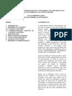 LOGÍSTICA REVERSA DE PRODUTOS NÃO CONSUMIDOS - UMA DESCRIÇÃO DAS