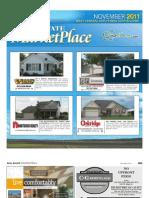 Real Estate Marketplace - November, 2011