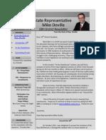18th District e-Newsletter - November 2011