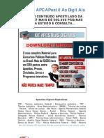 Kit Apostilas