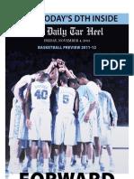 Basketball Tab 2011