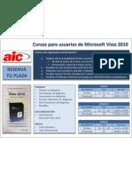Cursos Para Usuarios de Microsoft Visio 2010