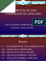 2004 03 a Tributacao Nas Cooperativas Apos 2004