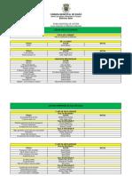 PNL - Listagem de existências na BMB