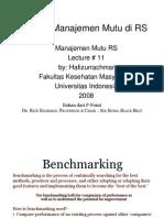 Materi 11A - Bench Marking