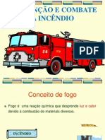 Palestra Combate a Incendio