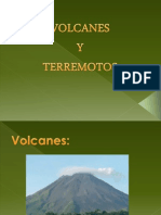 Geociencias Volcanes y Terremotos