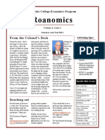 Roanomics, Vol 2, Issue 1
