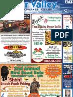 River Valley News Shopper, November 7, 2011