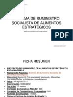 ABASTOS SOCIALISTAS PLANIFICADOS