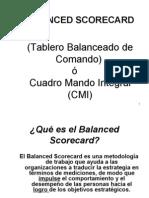 Seminario-BSC-Unidades 1 y 2- Contenido Presentación Power Point