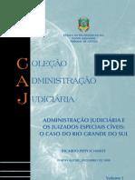 Coleção Administração Judiciária - JECs