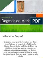 Dogmas de La Virgen Maria, Seminario Diocesano de Piedras Negras- Rodrigo Teran