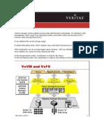 Veritas brief resume and basic steps