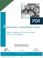 Adolecentes y Aprendizaje Escolar, Antologia