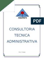estructura de Conteca