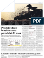 AE - PRODUTIVIDADE BRASIL  23.10.11