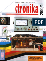 Hobbi elektronika 2000-es számok