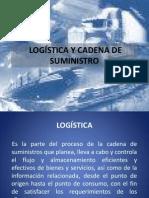 1.1 Logistica y Cadena de Suministros