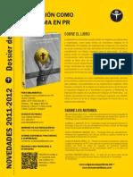 Dossier de Prensa La religion como problema en PR