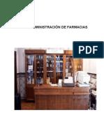 administracion de farmacia
