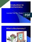 BMS Introduction to Biochem