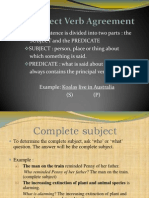 Grammar in Context - Agreement