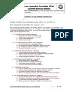 4-Cuestionario Estilos de Aprendizaje