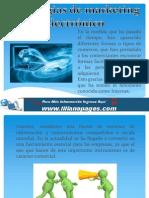Estrategias de marketing electrónico