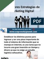 Las Mejores Estrategias de Marketing Digital