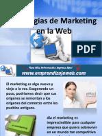 Estrategias de Marketing en La Web