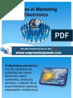 Que es el Marketing Electrónico
