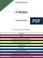EDUTEC - Medida