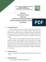 Proposal Liga Ti Ke-2 2010