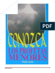 Libro PROFETAS MENORES