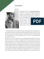 Wittgenstein-Conferencia Sobre ética