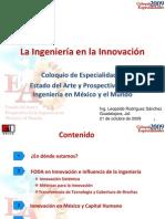 La Ingenieria en La Innovacion