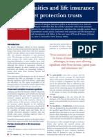 Article - Gantenbein - Swiss Annuities vs Asset Protection Trusts