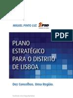 Plano Estratégico - Candidatura Miguel Pinto Luz CPDL PSD