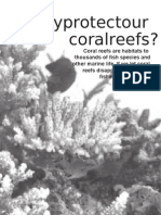 201001 Why Protect Coral Reefs