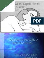 Trastorno Disforico ppt