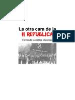 LA OTRA CARA DE LA II REPÚBLICA