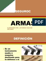 Armas Curso -A