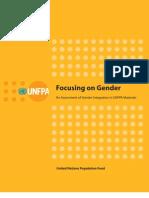 UNFPA Focusing on Gender