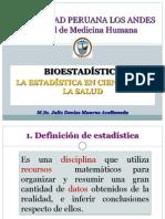 1. a en Ciencias de La Salud - M. Sc. Julie Denise Monroe Avellaneda