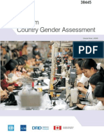 VN Gender Assessment